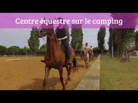 camping centre équestre airotel oleron