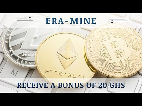 ERA-MINE.com отзывы 2019, mmgp, обзор, Cryptocurrency Cloud Mining, get Free BONUS 20 GHS