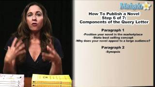 How to Publish a Novel: Step 6, Query Letter Format