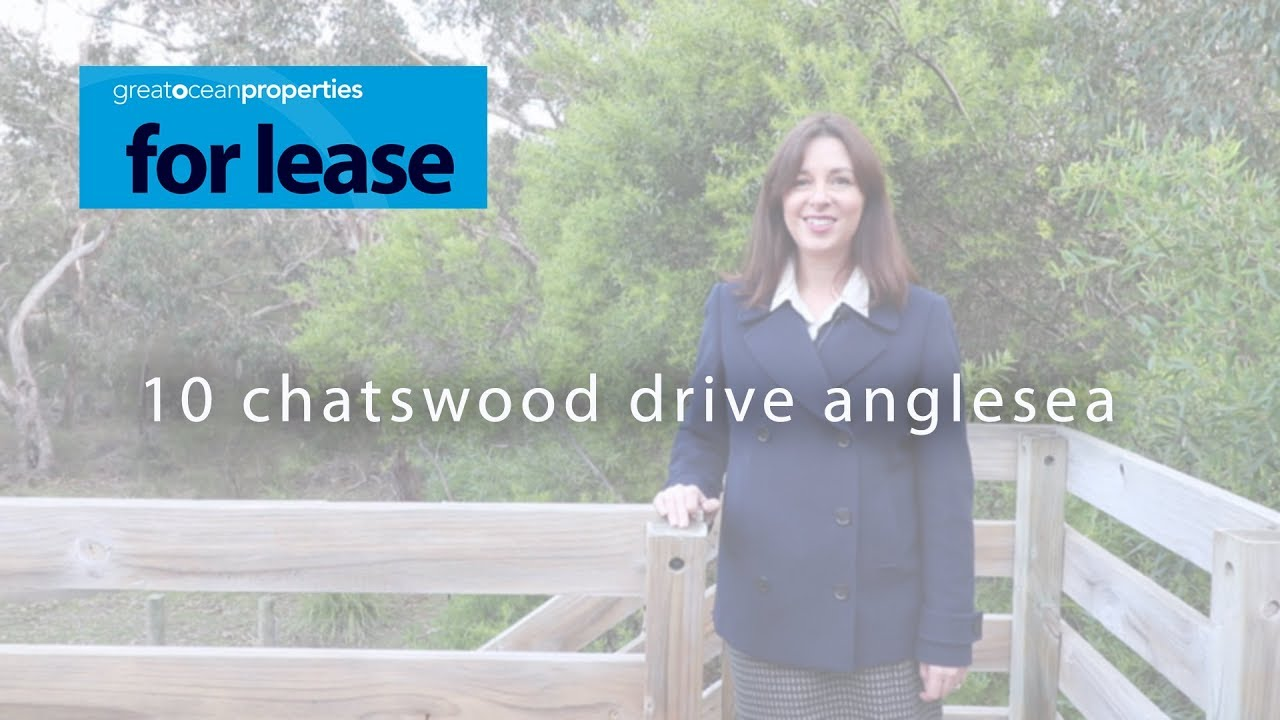 For Lease - 10 Chatswood Drive Anglesea
