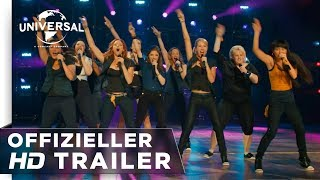 Pitch Perfect Film Trailer