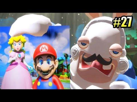 Mario + Rabbids Битва За Королевство прохождение #27 — ФАНТОМ ОПЕРЫ