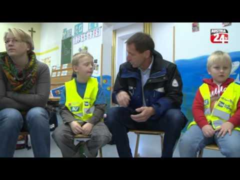 Nachhaltigkeitsüberprüfung der Kinderwarnwestenaktion