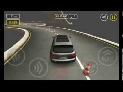 Video of Car Drive AT