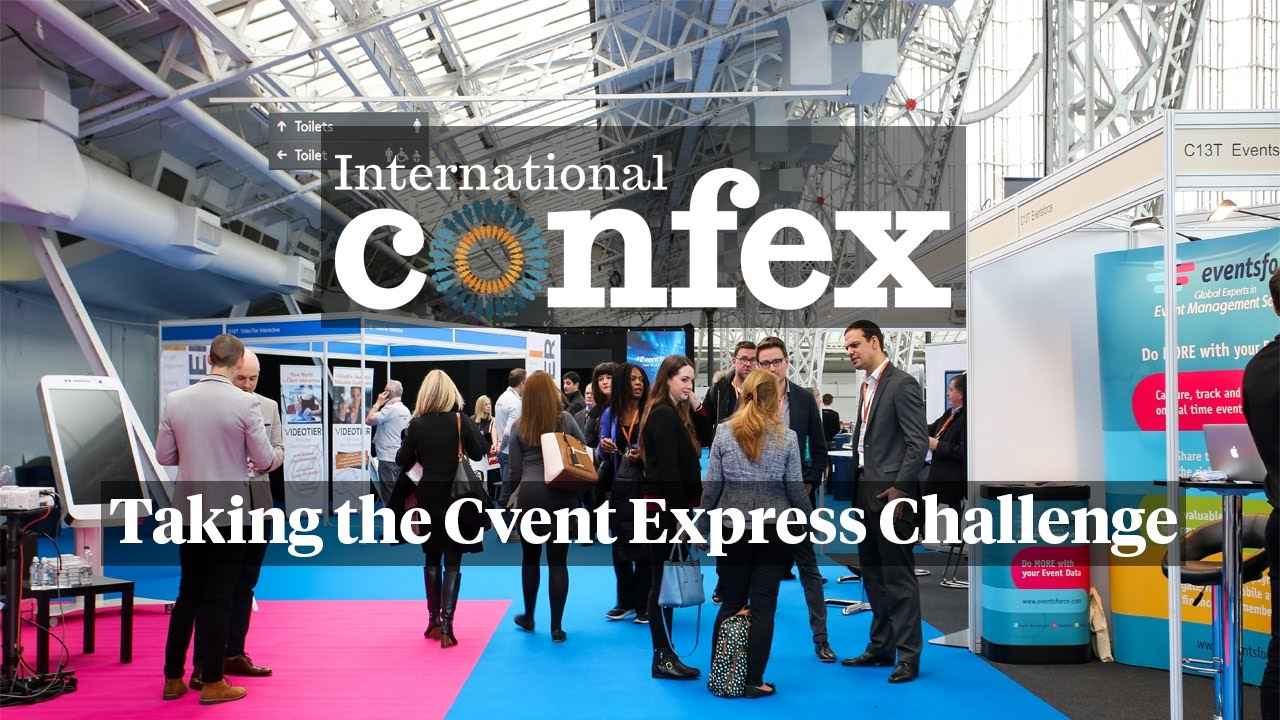 Cvent Express Challenge: Event technology made simple