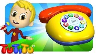 TuTiTu Songs Channel | Phone | Sing Along For Kids