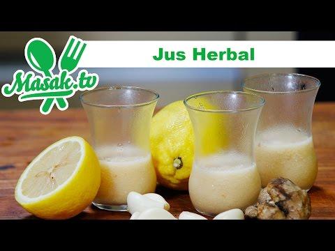 Video Jus Herbal untuk Jantung Feat Asal-asalan Productions