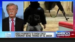 Syria  CIA Backed Al Qaeda Rebels Training Four Year Old Child As Terrorist Feb 04 2014