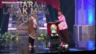 Maharaja Lawak Mega 2014   Minggu 1 (Jalor)
