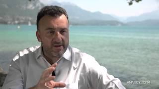 Annecy 2014 - Interview Gérald-Brice Viret - Lagardère Active