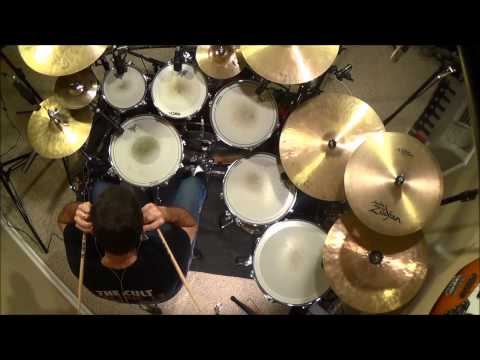 Long Road to Ruin Drum Cover - Foo Fighters
