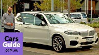BMW X5 xDrive40e 2016 review | road test video