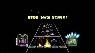 Dream Theater - A Nightmare To Remember - GH3+ Custom Song (MorandiV8/ShadeGH)