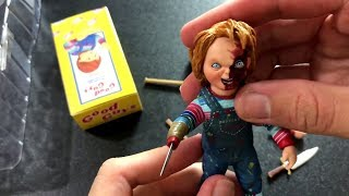 Child's Play Ultimate Chucky Doll Figure by NECA