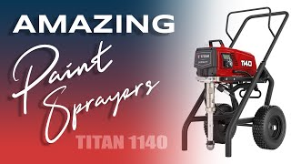 Titan 1140 Review