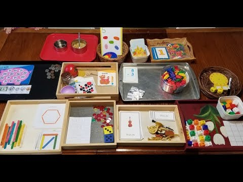 Montessori Inspired Learning Activities for ages 2-6(feb 22-2018)