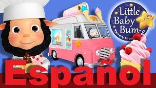 La canción de los helados | Parte 2 | Canciones infantiles | LittleBabyBum