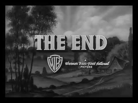 The End / Warner Bros. First National Picture (1941)