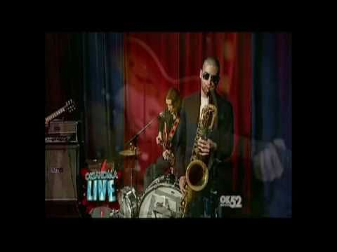 Justin Witte & The HomeWreckers Live.wmv