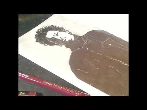 鉛筆画描きます 記念日・お祝い・プレゼントにいかがですか イメージ1
