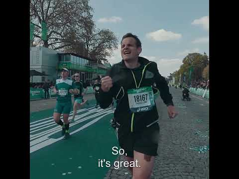 Mon premier marathon - Pourquoi pas toi ? Patrick