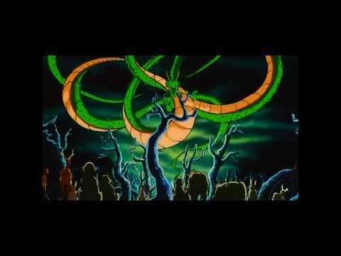 DragonBall Z - English Intro Rock The Dragon - HD [Remake]