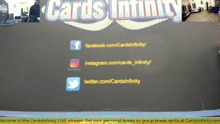 CardsInfinity.com LIVE Box Breaks