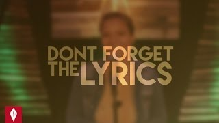 Don't Forget the Lyrics! | Christmas Songs