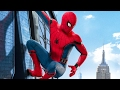SPIDER-MAN: HOMECOMING Trailer 1 - 3 (2017)