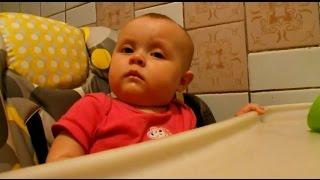 Родители просто включили пылесос, они и не подозревали о такой реакции ребенка!