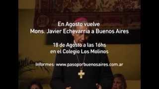 El prelado del Opus Dei visitará Argentina y se reunirá con familias