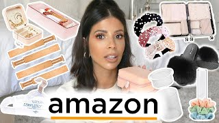 THINGS YOU NEED FROM AMAZON!! Home Organization and Beauty 2020