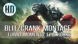 Blitzcrank Montage (FUNNY TROLL) - Hook/Grab Compilation - Next Madlife - League of Legends