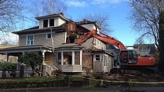 House Demolitions And Historic Districts - An Interview.