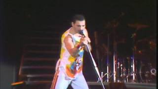 (You're So Square) Baby I Don't Care (Live at Wembley 11-07-1986)