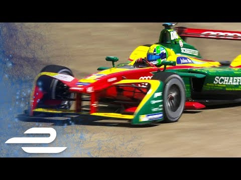 Julius Baer Pole Position Lap - 2017 Berlin ePrix (Race 1) - Formula E