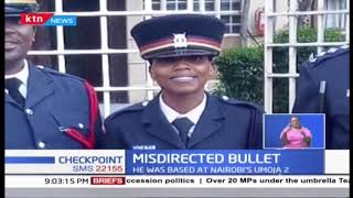 Police officer shoots and kills himself in Umoja Estate
