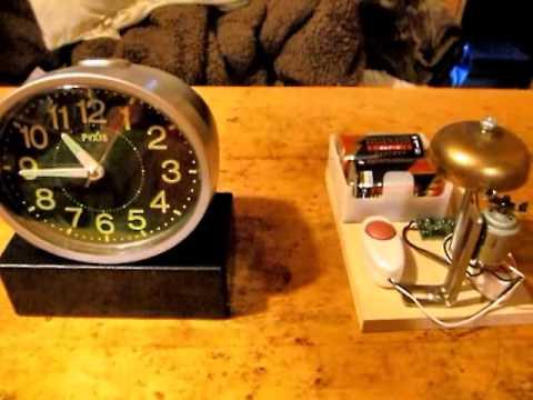 目覚まし時計(遠隔 リモコンバイブ) RENOTE EGG Alarm clock