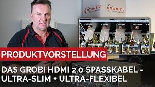 Beste HDMI Kabel für eure Verbindungen - Unsere HDMI Spaßkabel für 4K, HDMI 2.0 #heimkino #hdmikabel