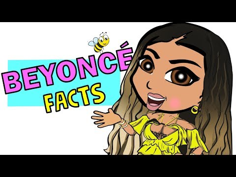 10 Beyoncé Facts (CARTOON)