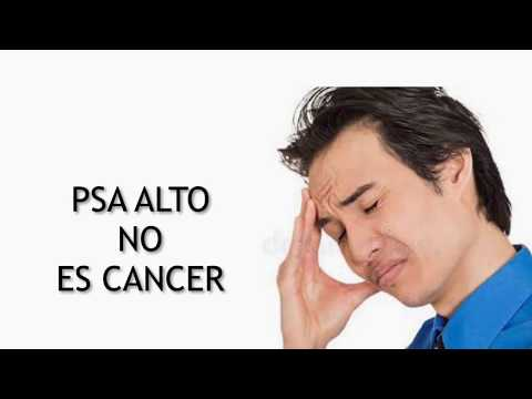 La orina y la sangre del cáncer de próstata