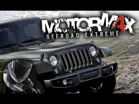 MOTORM4X offroad extreme - Обзор