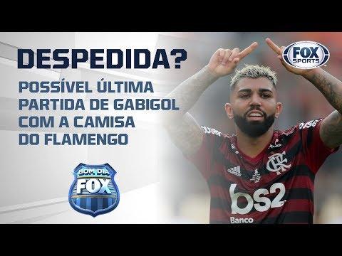 TOM DE DESPEDIDA? Gabigol comenta possível última partida no Maracanã com a camisa do Flamengo