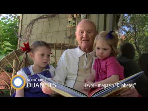 Povećan šećer u krvi uzrokuje dijete 7 godina