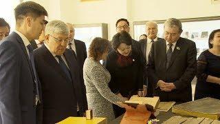 Казахстанские ученые по крупицам собирают наследие аль-Фараби