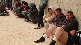 اغاني طرب MP3 فيديو.. 90 مهاجرا غير شرعي يهربون من قبضة مهربين في ليبيا تحميل MP3