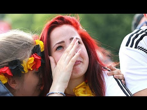Germany Fans React (Tears & Heartbroken) to Knocked Out of the World Cup