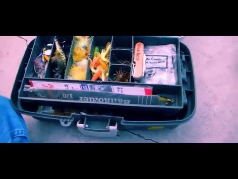 Fishing Tackle box! For Beginners