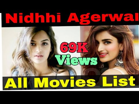 Nidhhi Agerwal || All Movies List #64