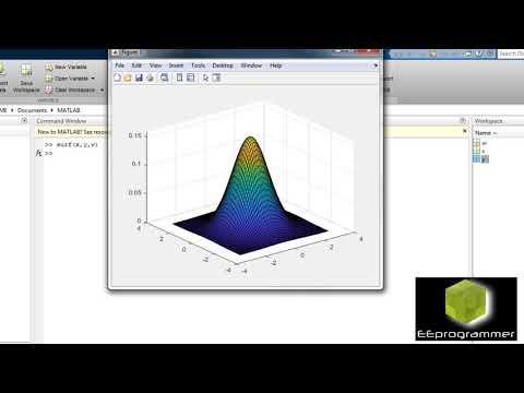 contour-plot-3d-matrix-matlab-videos